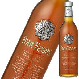 フォアローゼズ ウイスキー フォアローゼズ プラチナ 43度 750ml 正規品 [アメリカ/FourRoses/ウイスキー/フォアローゼス]