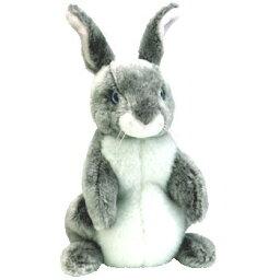 ビーニーベイビーズ 【送料無料】【TY ビーニーベイビーズ BEANIE BABIES Hopper ウサギ ぬいぐるみ】 b0007a5o6i