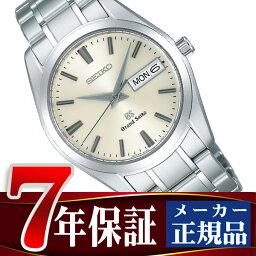 セイコー グランド セイコー 腕時計(メンズ) 【SEIKO GRAND SEIKO】 グランドセイコー クオーツ メンズ 腕時計 SBGT035