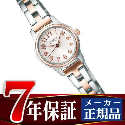 【SEIKO ALBA ingenu】セイコー アルバ アンジェーヌ レディース腕時計 AHJK418 【正規品】【あす楽】
