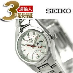 セイコーファイブ 【逆輸入SEIKO5】セイコーファイブ 自動巻き レディース腕時計 SYMC21K1