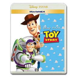 トイストーリー DVD 【送料無料】 トイ・ストーリー MovieNEX [ブルーレイ 1枚、DVD 1枚、デジタルコピー(クラウド対応)、MovieNEXワールドのセット]