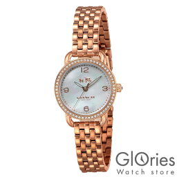 コーチ 腕時計(レディース) COACH [海外輸入品] コーチ デランシースモール 14502479 レディース 腕時計 時計【新作】