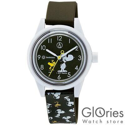 シチズン キュー&キュースマイルソーラー Q&Q PEANUTSコレクション RP01-809 [正規品] メンズ&レディース 腕時計 時計