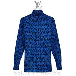 ルイヴィトン LOUIS VUITTON 【19A】DNAシャツ【お取り寄せ】【SELECTHOUSE☆セレクトハウス】ルイ・ヴィトン メンズ