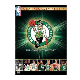 DVD(バスケットボール) NBA セルティックス 輸入盤DVD NBA Dynasty Series: Boston Celtics - The Complete History
