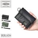 【楽天カード33倍(最大)|5/10限定】吉田カバン ポーター カプセル 財布 三つ折り財布 ミニ財布 ミニウォレット メンズ レディース コンパクト 小さめ PORTER 555-06440