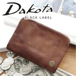 ダコタ 二つ折り財布(メンズ) 【実用的Wプレゼント付】 Dakota BLACK LABEL ダコタ ブラックレーベル 財布ベルク 小銭入れ付き二つ折り財布 0623500メンズ 財布 二つ折り ギフト プレゼント ブランド