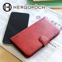 エルゴポック 【実用的Wプレゼント付】 HERGOPOCH エルゴポック iphoneケース06 Series 06シリーズ ワキシングレザーアイフォンケース(iPhoneX) 06W-IPXメンズ アイフォン ケース iPhone X 日本製 ギフト ブランド