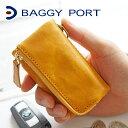 バギーポート 【実用的Wプレゼント付】 BAGGY PORT バギーポート UDO キーケース HRD-775メンズ キーケース 革 ギフト プレゼント ブランド