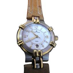 モーリスラクロア 【送料・代引き手数料無料】腕時計 モーリス・ラクロア maurice lacroix レディース クォーツ デッドストック 75344-1556 【送料・代引き手数料無料】