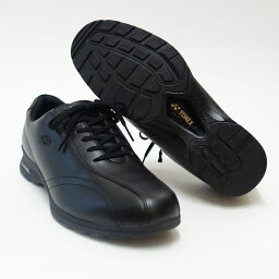 ヨネックス 4.5Eのワイド幅&ハイパーライトソールで超軽量ストレッチ素材で足に楽々フィット!【YONEX】ヨネックスMC30W ブラック(メンズ)軽い疲れにくいウォーキングシューズ「靴」
