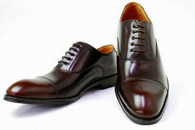 リーガル ビジネスシューズ 靴 メンズ REGAL ストレートチップ 811R AL ダークブラウン【メンズクリアランス】