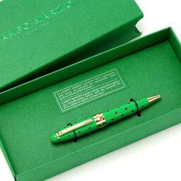 カンポマルツィオ ボールペン Campo Marzio Design/カンポマルツィオ/Minny LPボールペン グリーン/CY K3270