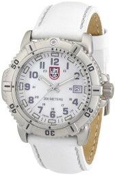 ルミノックス ルミノックス アメリカ海軍SEAL部隊 ミリタリーウォッチ 腕時計 レディース A.7257 【送料無料】Luminox Women's A.7257 ModernMarine Analog Display Quartz White Watchルミノックス アメリカ海軍SEAL部隊 ミリタリーウォッチ 腕時計 レディース A.7257