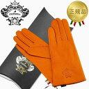 オロビアンコ 手袋 オロビアンコ OROBIANCO レザーグローブ レディース 手袋 ORL-1582 キャメル Sサイズ:7(20cm) 羊革 ウール CAMEL