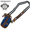 オロビアンコ ショルダーバッグ(メンズ) OROBIANCO オロビアンコ ショルダーバッグ ブルー系 GRAFFIO MINI-G OR168 GOLFO-11 ギフト プレゼント