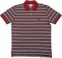 ブルックスブラザーズ ブルックスブラザーズ ワンポイント 半袖 鹿の子 ポロシャツ レッド Brooks Brothers POLO SHIRTS 021