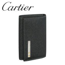 カルティエ キーケース カルティエ キーケース ブラック(ONYX) サントス ドゥ カルティエ L3000775 Cartier