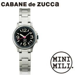 ズッカ 【ポイント10倍】 CABANE de ZUCCa カバンドズッカ 腕時計 AJGK044 MINIMILI ミニミリ ZUCCA ズッカ zucca腕時計 送料無料 レディース かわいい 人気 時計 MZ99 プレゼント