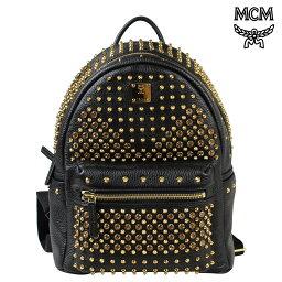 エムシーエム MCM エムシーエム バッグ リュック バックパック MMK 5SVE73 BK001 ブラック レディース