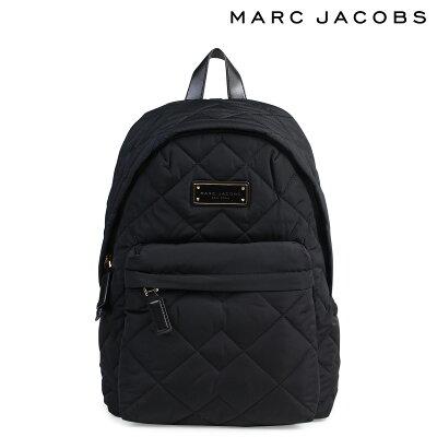 【最大2000円OFFクーポン】 マークジェイコブス MARC JACOBS バッグ リュック バックパック レディース QUILTED BACKPACK ブラック M0011321