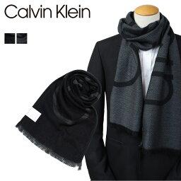 カルバンクライン カルバンクライン Calvin Klein マフラー メンズ CK ビジネス カジュアル HKC73621