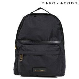 マークバイマークジェイコブス 【最大2000円OFFクーポン】 マークジェイコブス MARC JACOBS リュック バッグ バックパック レディース NYLON LARGE BACKPACK ブラック M0013946