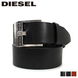 ディーゼル ベルト(メンズ) ディーゼル DIESEL ベルト メンズ レザー 本革 牛革 カジュアル BLUESTAR ブラック ブラウン X03728 PR227