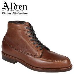 オールデン ALDEN オールデン ブーツ ミシガン メンズ MICHIGAN BOOT Dワイズ 3560