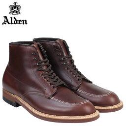 オールデン ALDEN オールデン インディー ブーツ メンズ ORIGINAL WORK INDY BOOTS Dワイズ 403 [3/24 追加入荷]