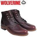 ウルヴァリン [最大2000円OFFクーポン] ウルヴァリン 1000マイル ブーツ WOLVERINE 1000MILE ワークブーツ BOOT NO 8 W00137 コードバン メンズ