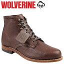 ウルヴァリン [最大2000円OFFクーポン] ウルヴァリン 1000マイル ブーツ WOLVERINE ブーツ CENTENNIAL 1000 MILE BOOT Dワイズ W00913 ワークブーツ メンズ