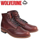ウルヴァリン [最大2000円OFFクーポン] ウルヴァリン 1000マイル ブーツ WOLVERINE ブーツ 1000 MILE BOOT Dワイズ W05299 ラスト ワークブーツ メンズ