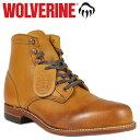 ウルヴァリン [最大2000円OFFクーポン] ウルヴァリン 1000マイル ブーツ WOLVERINE ブーツ 1000MILE BOOT Dワイズ W05848 タン ワークブーツ メンズ