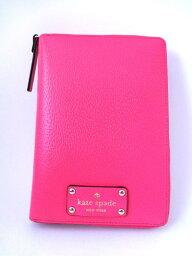 ケイトスペード kate spade/ケイトスペード 2018年最新システム手帳 wellesley zip around personal organizer Caberet Pink WLRU1321 【Luxury Brand Selection】【ラッピング無料】【楽ギフ_包装】