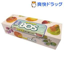 驚異の防臭袋 bos 驚異の防臭袋 BOS(ボス) Lサイズ(90枚入)【防臭袋BOS】[ベビー用品]