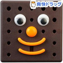 クロックマン 時計 クロックマンiD ブラウン(1コ入)[ベビー用品]【送料無料】