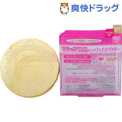 キャンメイク マシュマロフィニッシュパウダー マットオークル(10g)【キャンメイク(CANMAKE)】