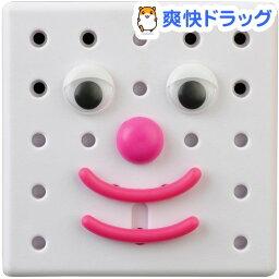 クロックマン 時計 クロックマンiD ホワイト(1コ入)[ベビー用品]【送料無料】