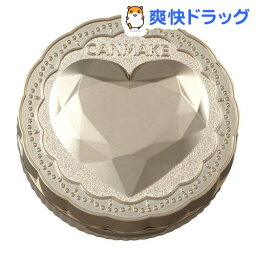 キャンメイク コスメ キャンメイク シークレットビューティーパウダー 01 クリアパウダー(4.5g)【キャンメイク(CANMAKE)】