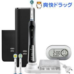 オーラルB ブラウン オーラルB 電動歯ブラシ プラチナブラック7000 D365356X(1台)【PGS-OR01】【ブラウン(Braun)】【送料無料】