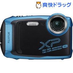 FinePix 富士フイルム デジタルカメラ FinePix XP140SB スカイブルー(1台)【ファインピックス(FinePix)】