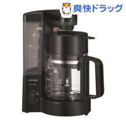東芝 東芝 コーヒーメーカー HCD-5MJ K ブラック(1台)【送料無料】
