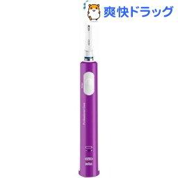 オーラルB ブラウン オーラルB 電動歯ブラシ PRO450 プラムピンク D165131APK(1台)【ブラウン(Braun)】【送料無料】
