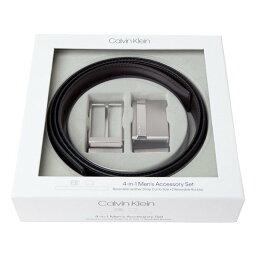 カルバンクライン ベルト(メンズ) カルバン・クライン ベルト Calvin Klein メンズ 本革 ベルトセット リバーシブル 74310