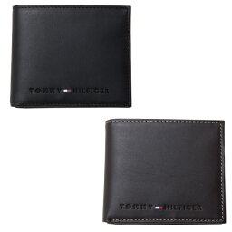 トミーヒルフィガー 財布(メンズ) トミーヒルフィガー 財布 メンズ TOMMY HILFIGER WELLESLEY メンズ 二つ折り 財布 31TL25X005 51962 51963