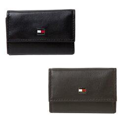 トミーヒルフィガー キーケース(メンズ) トミーヒルフィガー 財布 メンズ TOMMY HILFIGER メンズ キーケース 31tl17x002