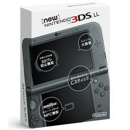 DS ★新品★Newニンテンドー3DS LL本体 メタリックブラック(RED-S-VAAA)