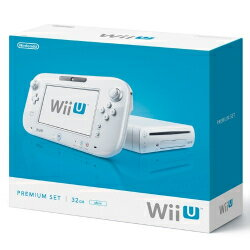 WII 【新品 安心のレビュー最多】任天堂 Wii Uプレミアムセット(shiro)白 即納 生産終了品